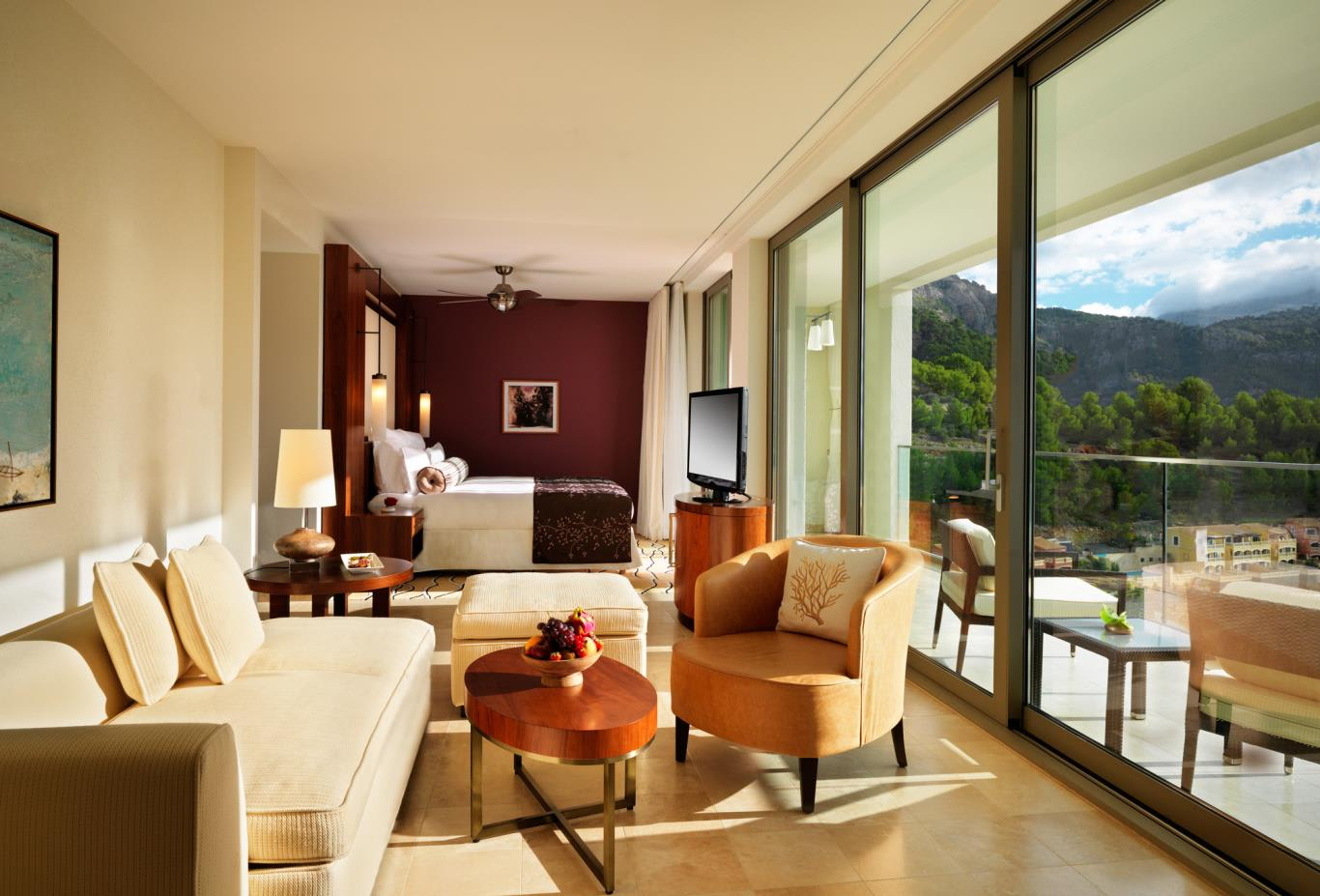 Junior Suite Tramuntana View