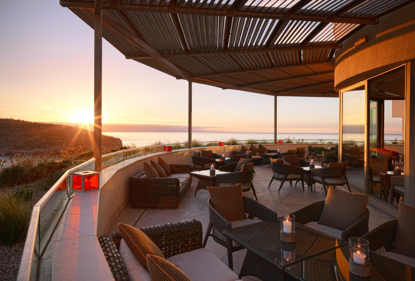 Sunset Lounge Bar Terrace