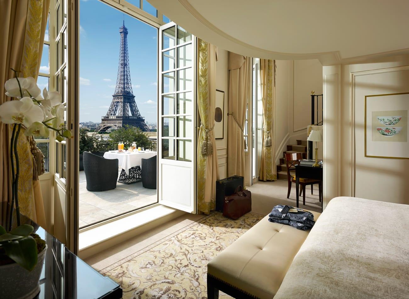 Duplex Paris Eiffel View Suite