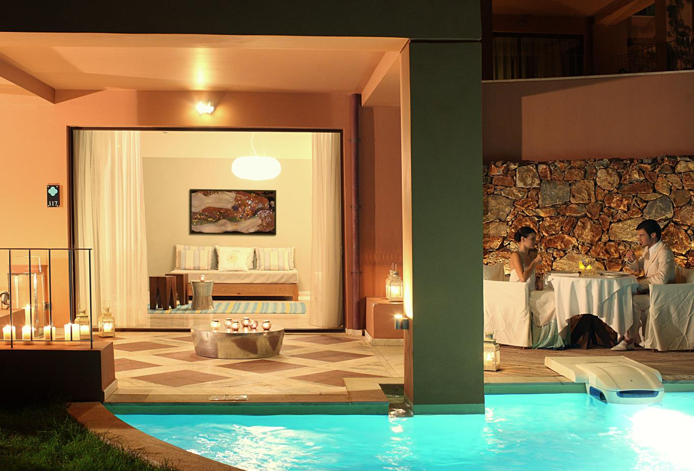 Premium One Bed Suite with Pool PrivatePool 3