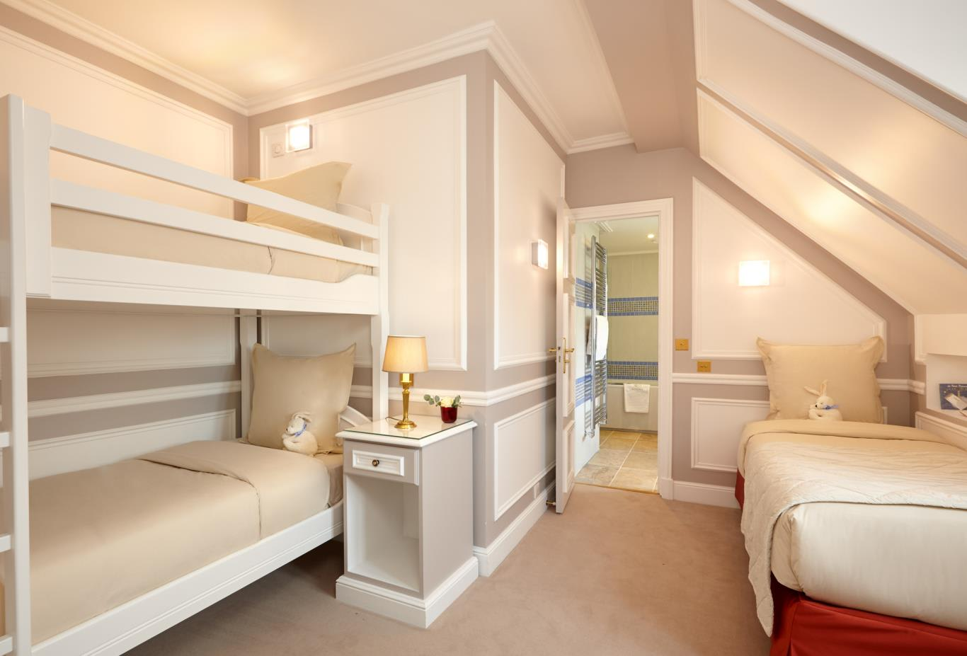 Family Suite bunkbeds