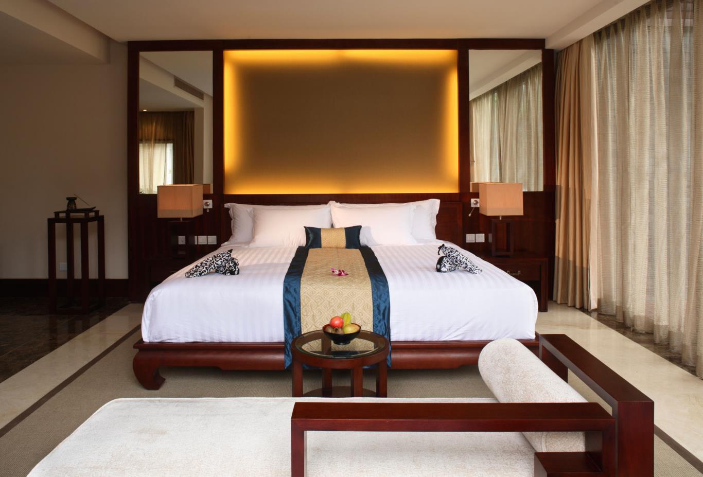 Pool Villa Bedroom