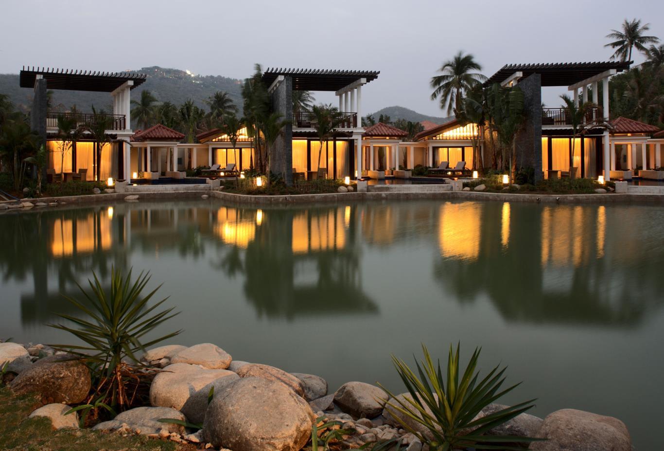 Spa Pool Villa Exterior