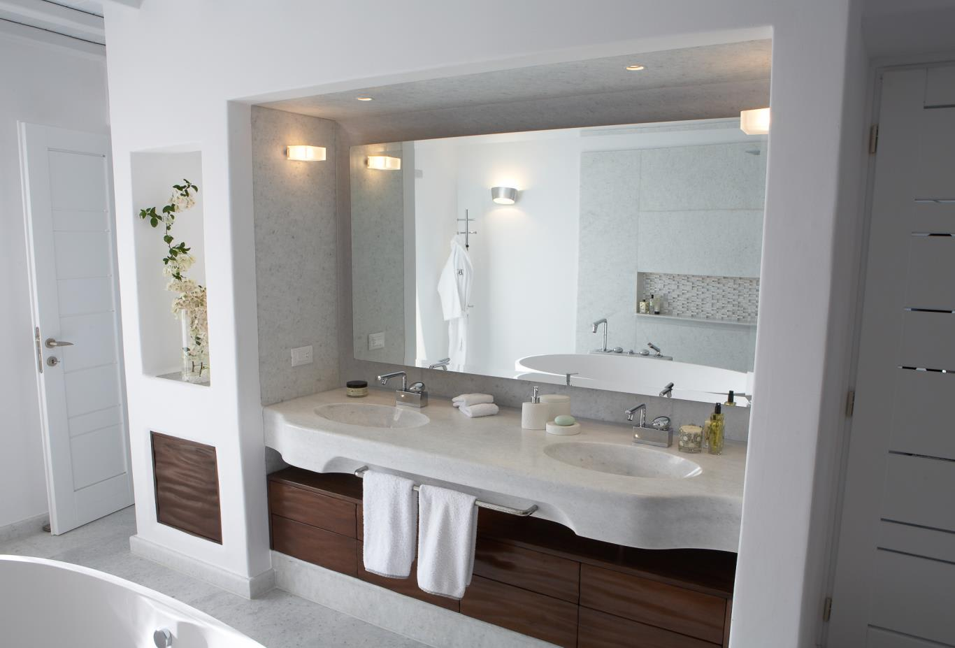 Belvedere Suite bathroom