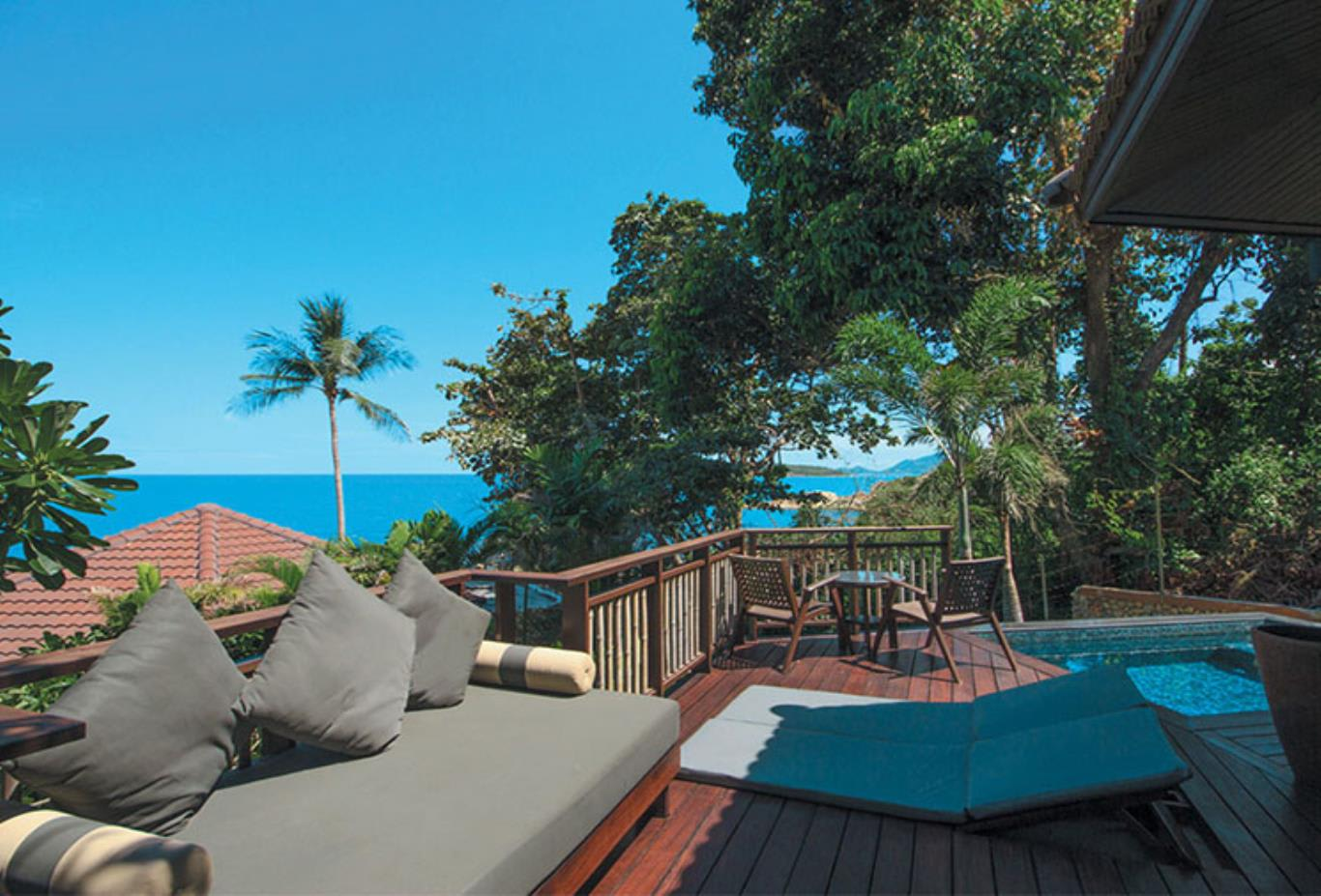 Ocean View Plunge Pool Suite