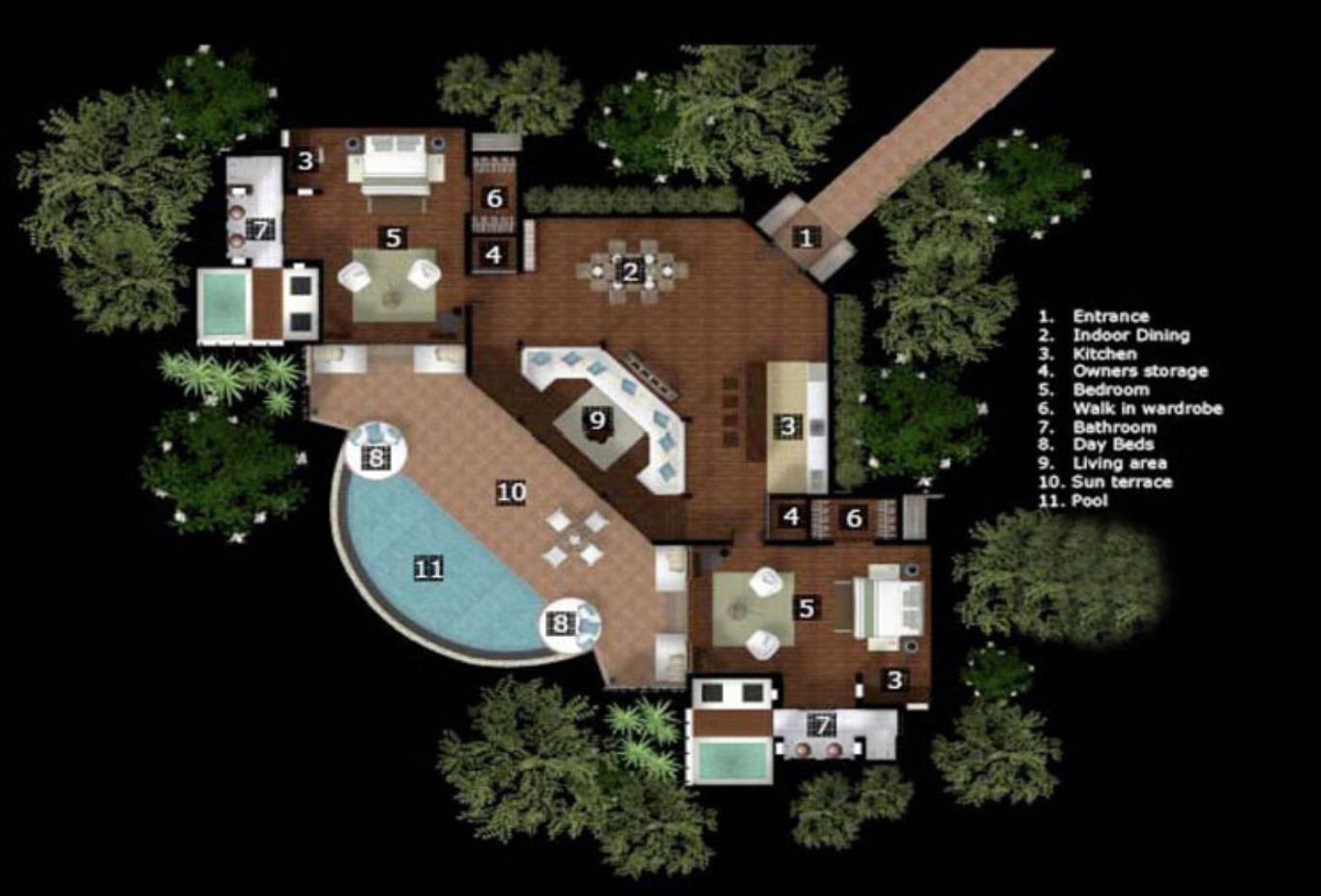 Floorplan-Jungle-two-bedroom