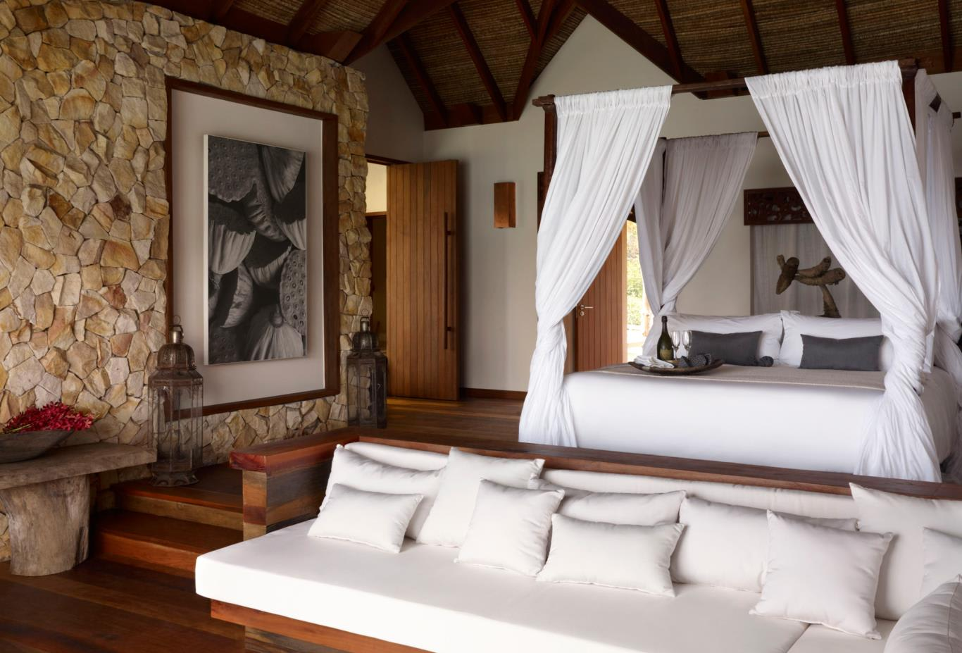 Overwater one bed villa