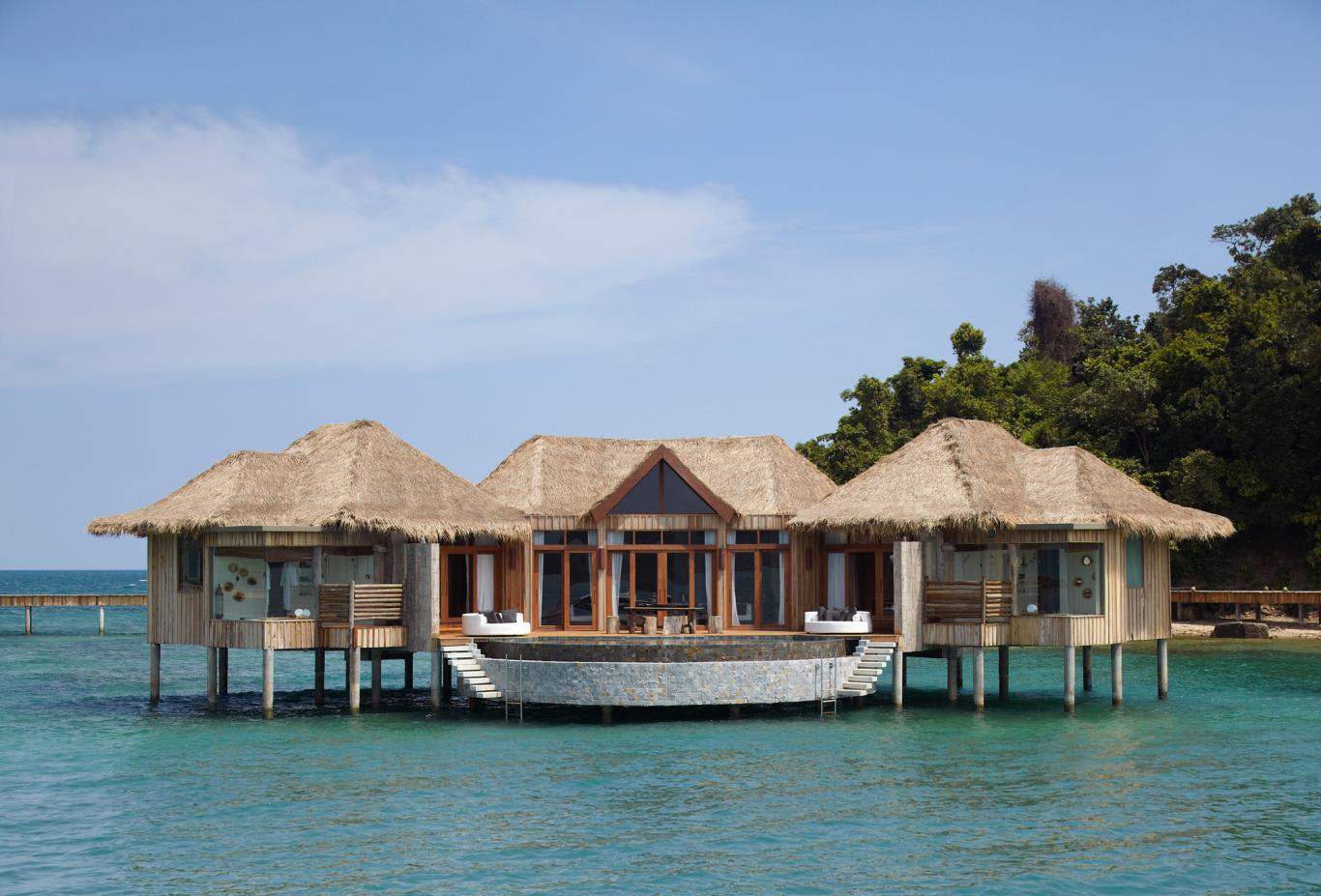 2 Bedroom Over Water Villas
