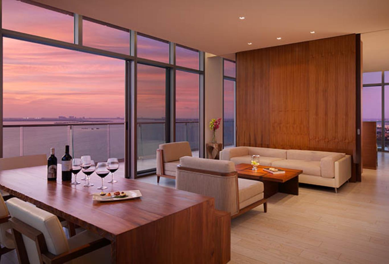 Preferred Club Master Suite Ocean View