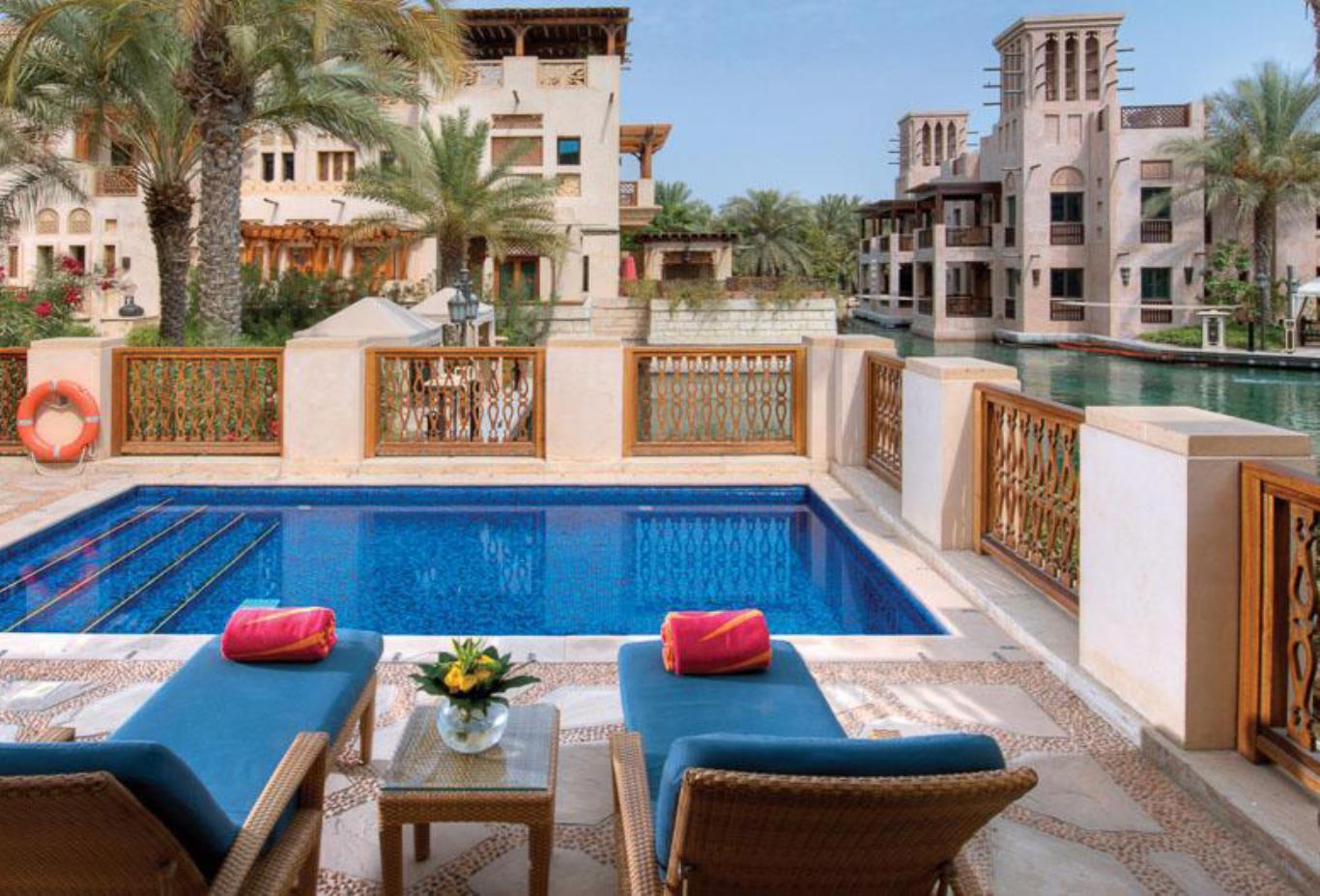 Madinat Jumeirah Malakiya Villas