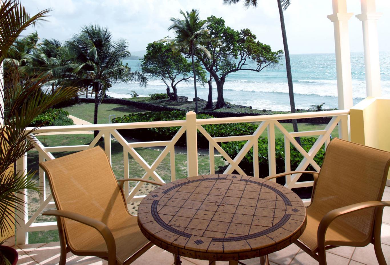 Balcony Deluxe Oceanfront Room