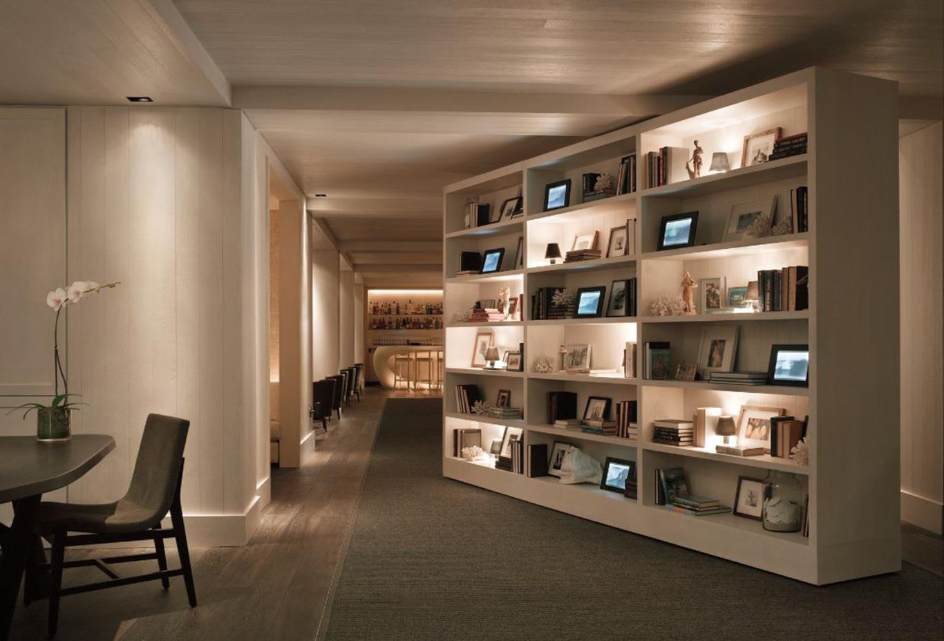 The Study Lounge