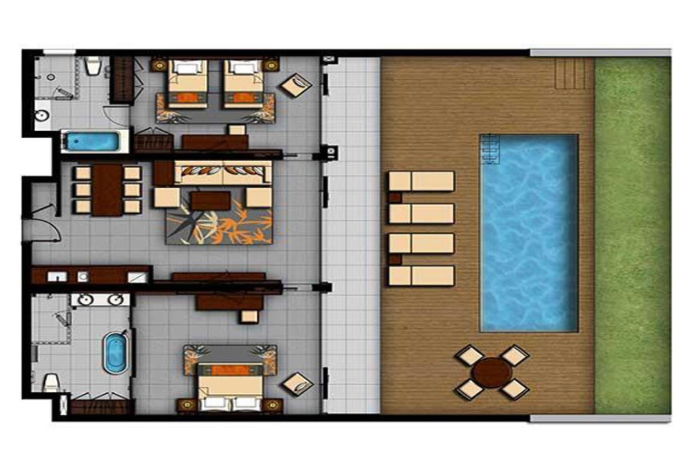 Floorplan-Two-Bedroom-Suite