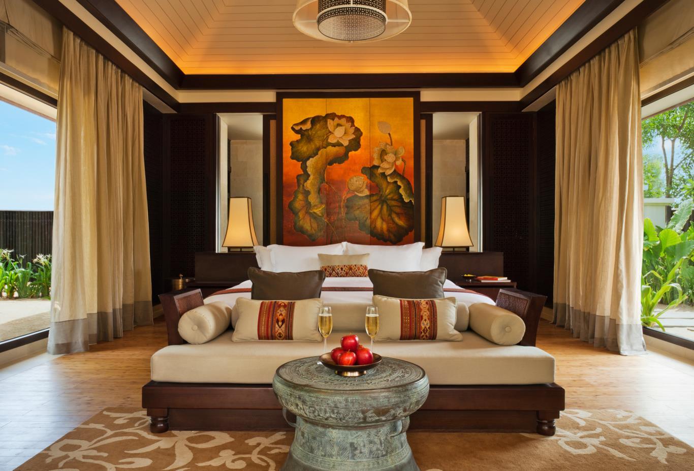 Lagoon Villa Bedroom