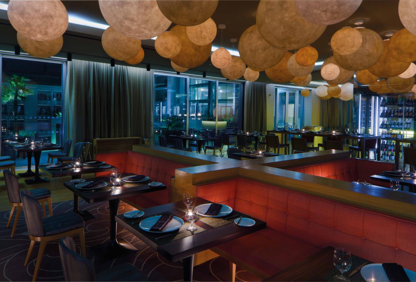 Gusto Restaurant Night