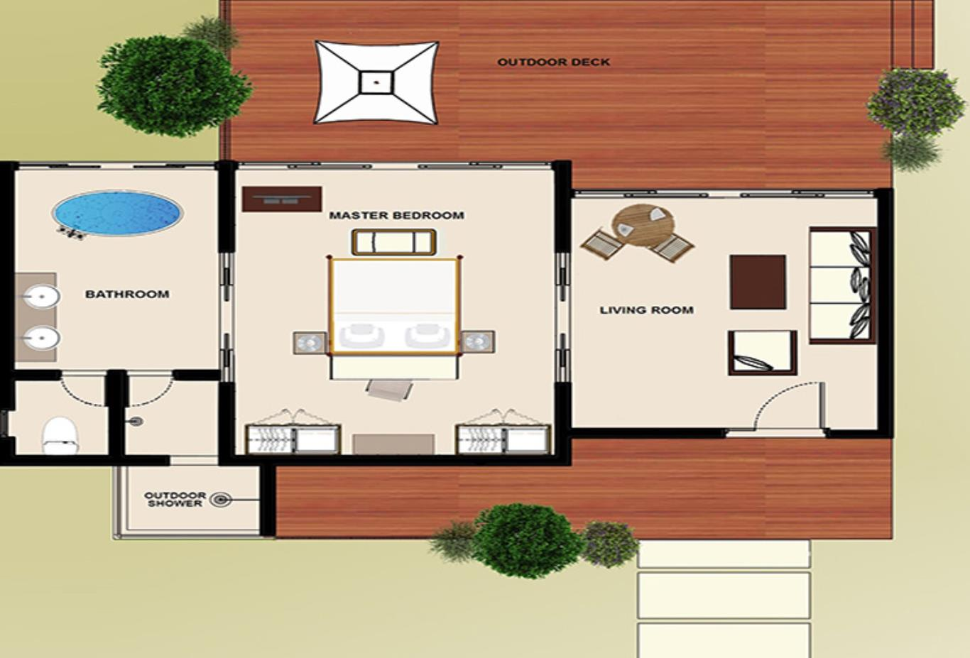 Floorplan-Beach-Villa-1