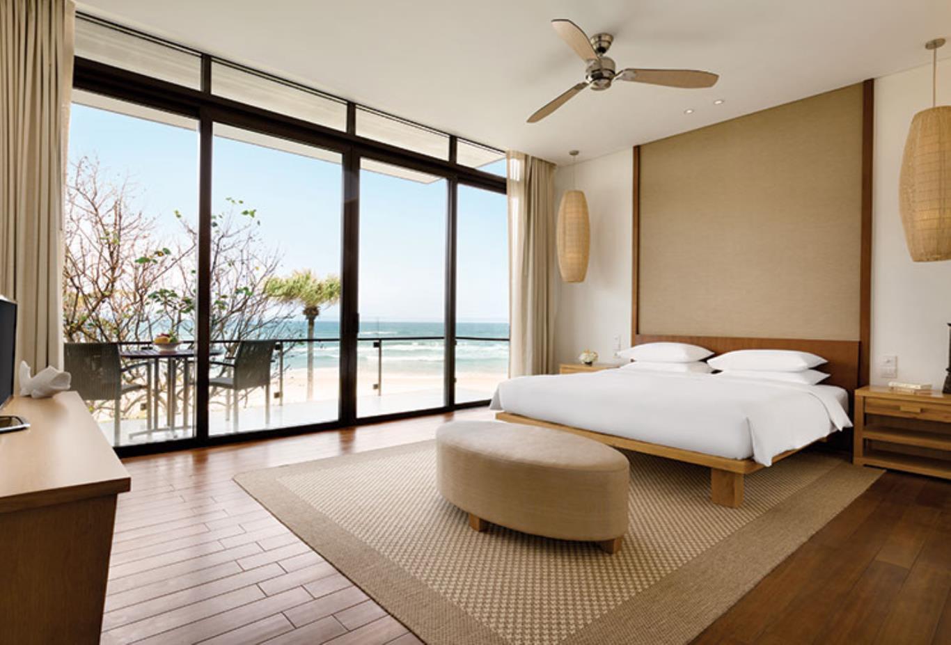 Three Bedroom Ocean Villlas