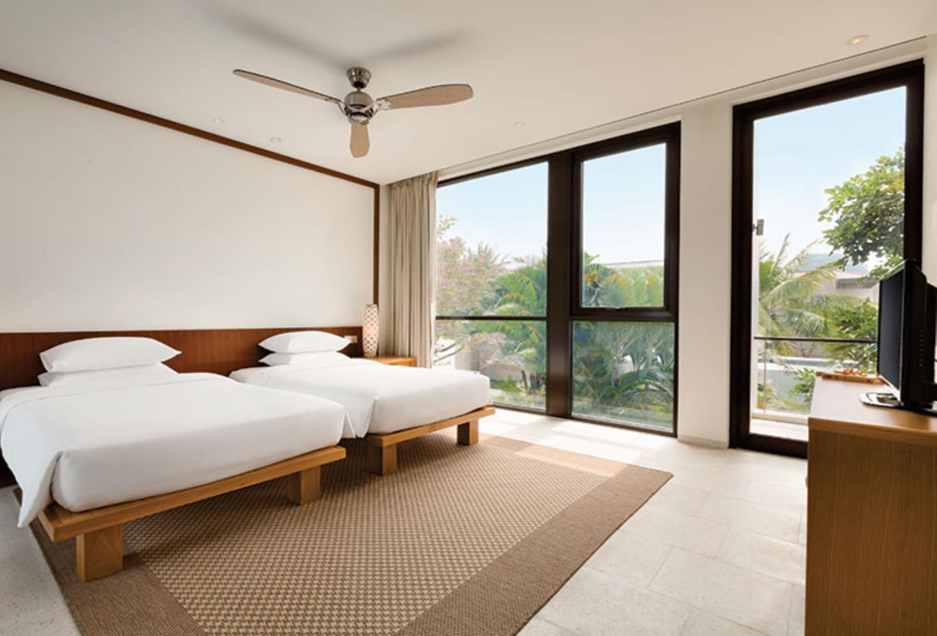 Three Bedroom Ocean Villas