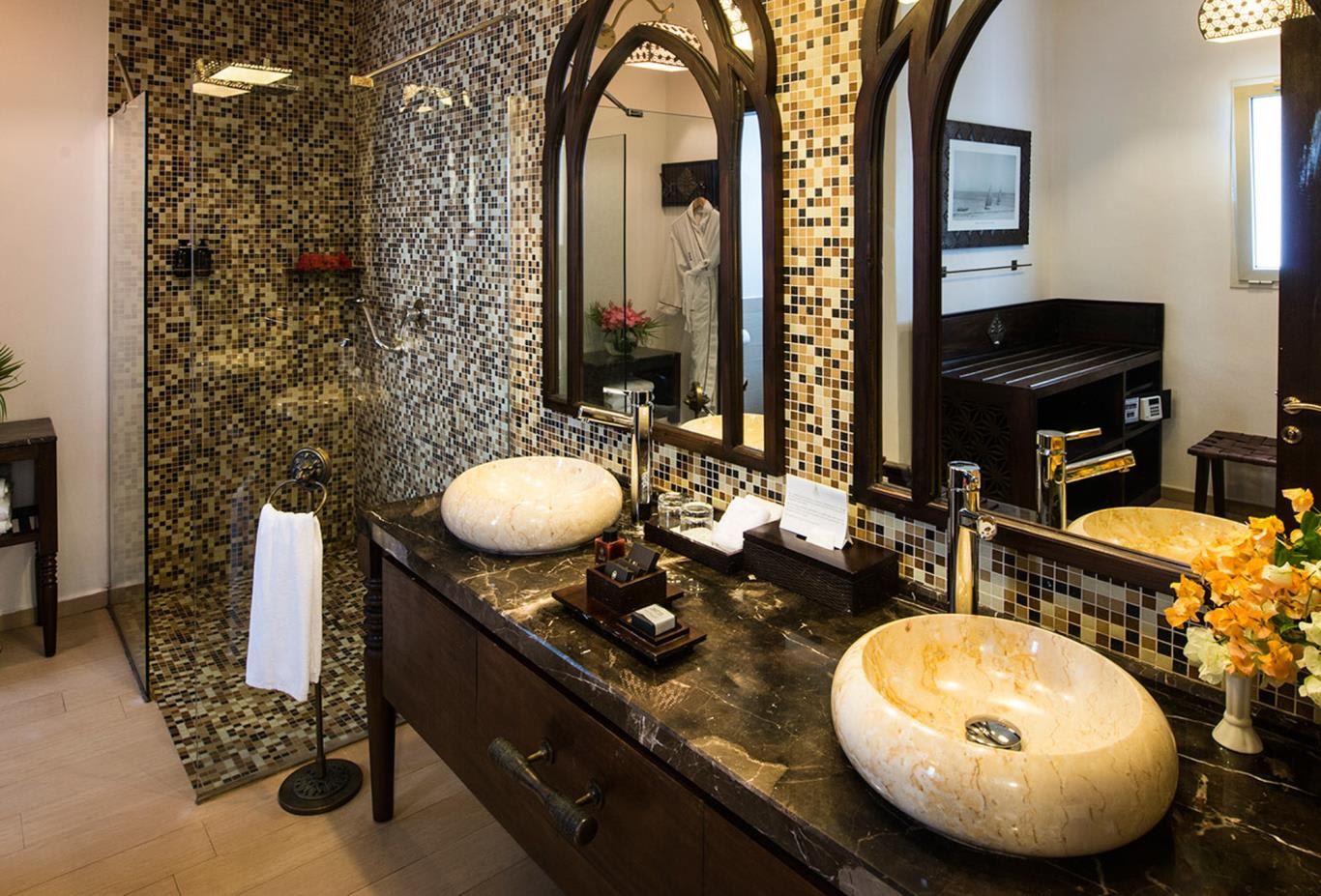 Rooms Prestige-junior-suite bathroom
