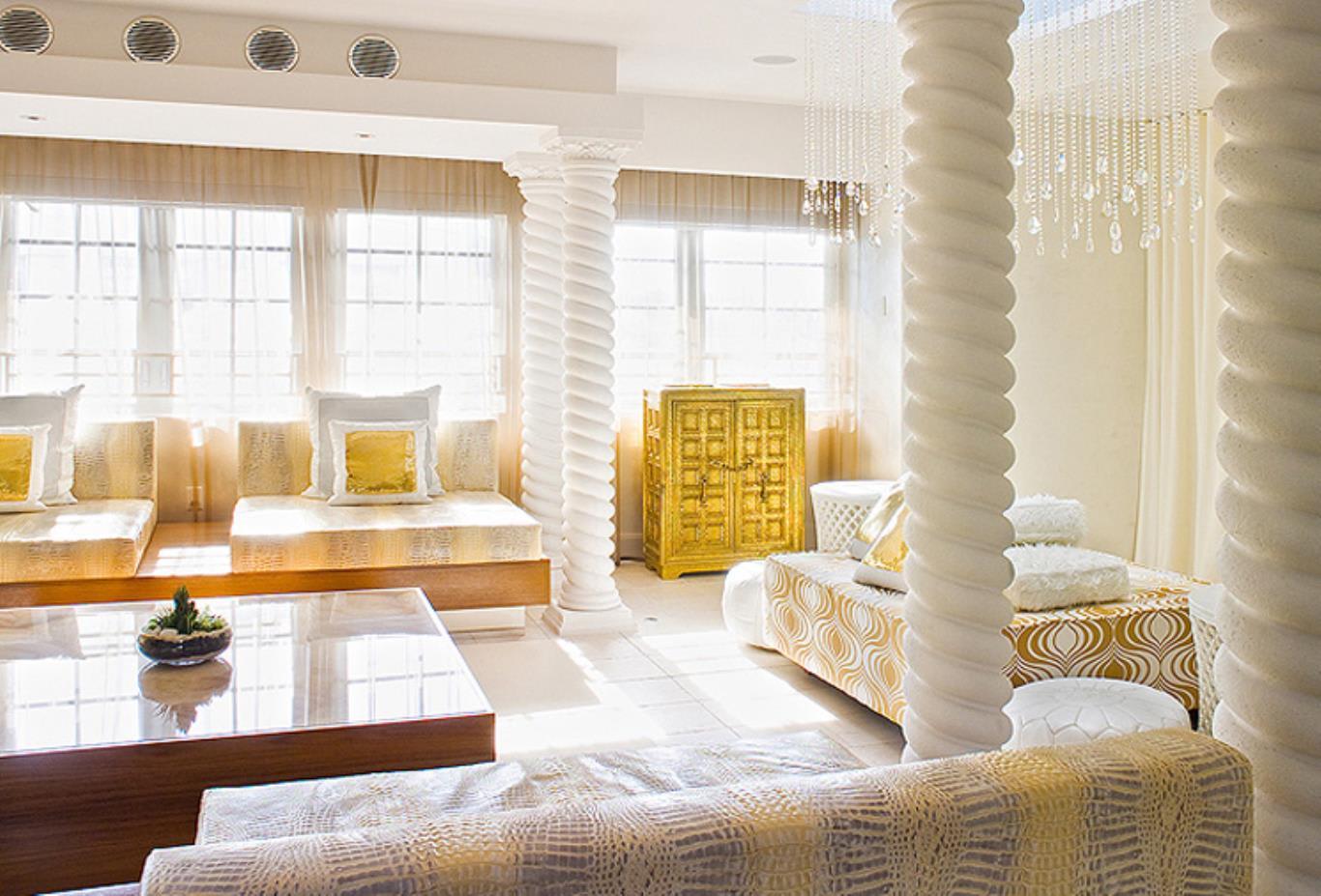 Sun House Penthouse Suite