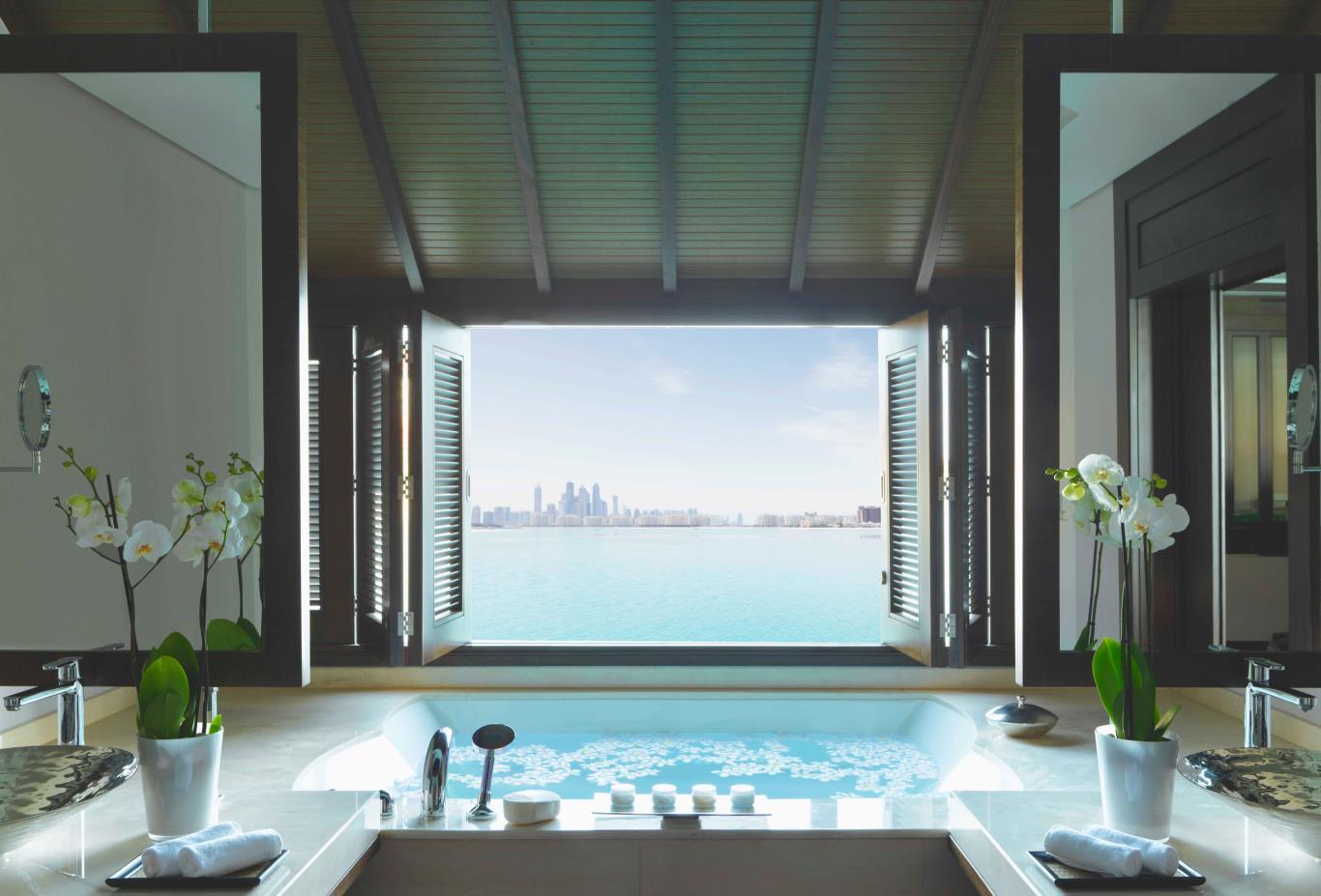 Over Water Villa Bathroom