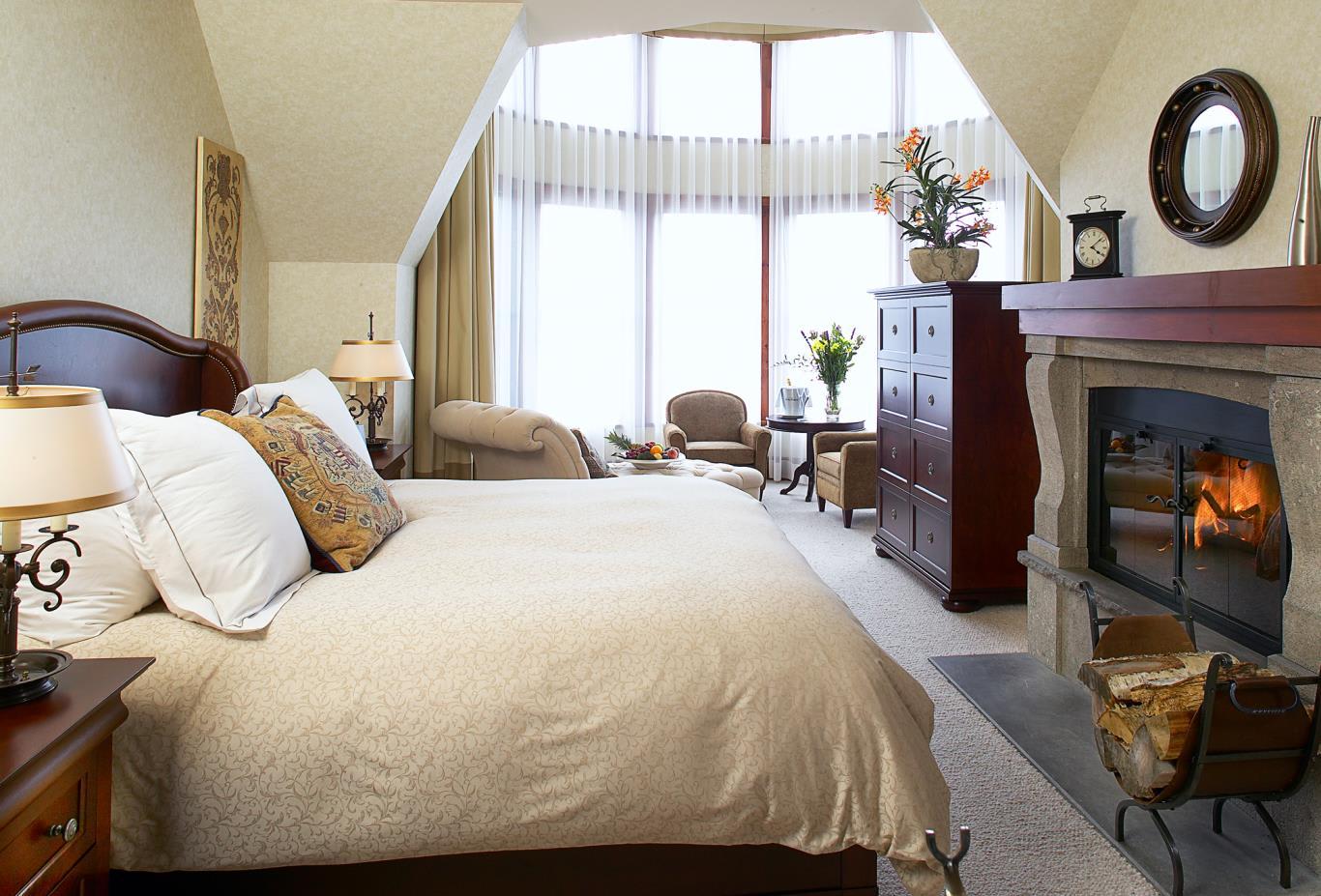 Q Présidentelle Bedroom