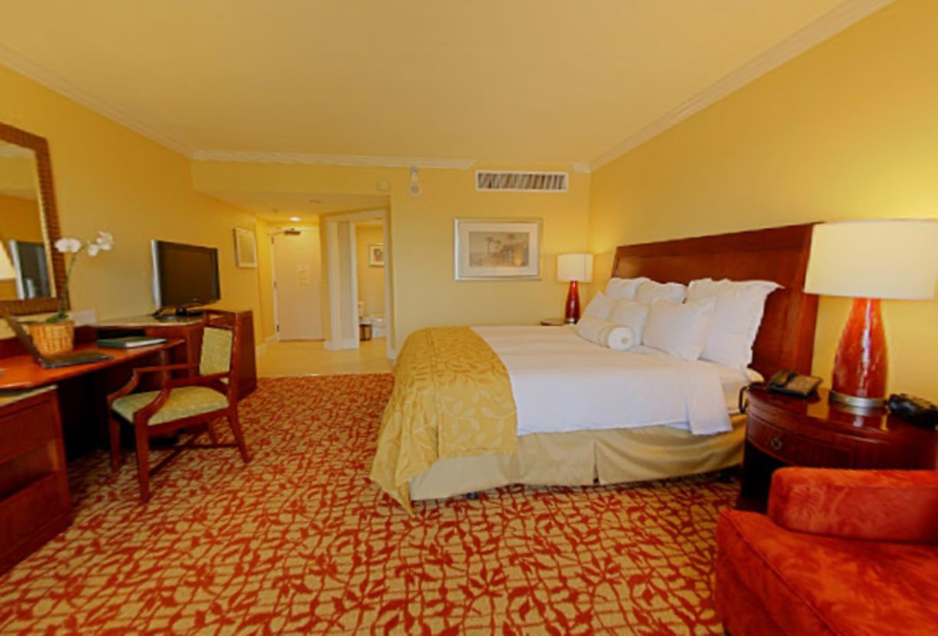 Tropical Resort View Room