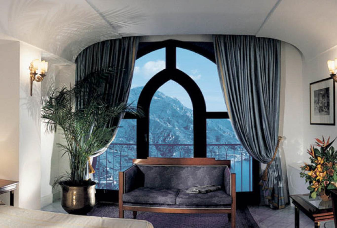 Queen Double Room - Mountain Side