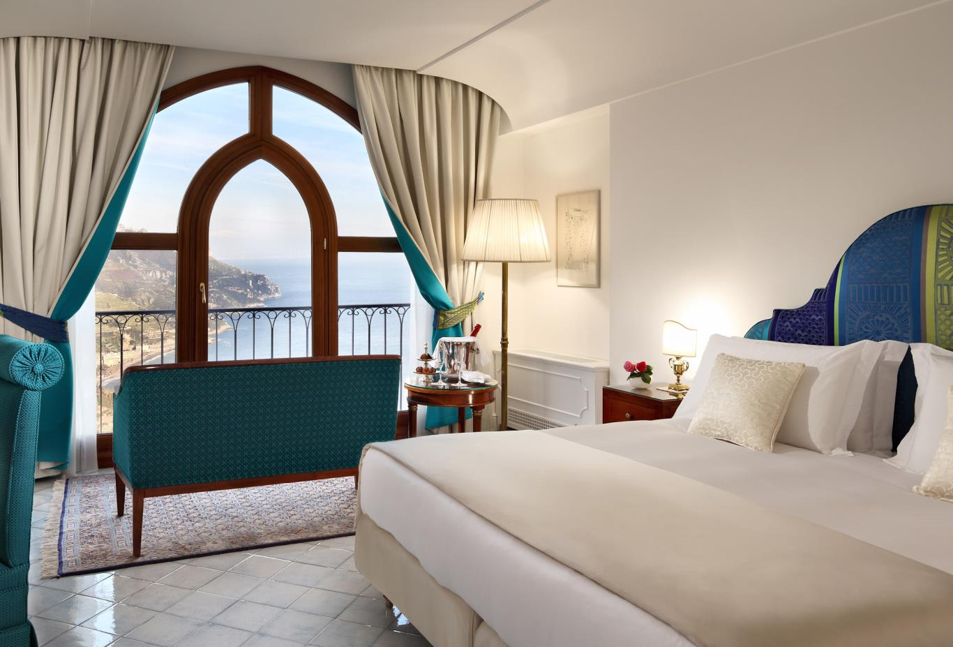 King Double Room Sea View
