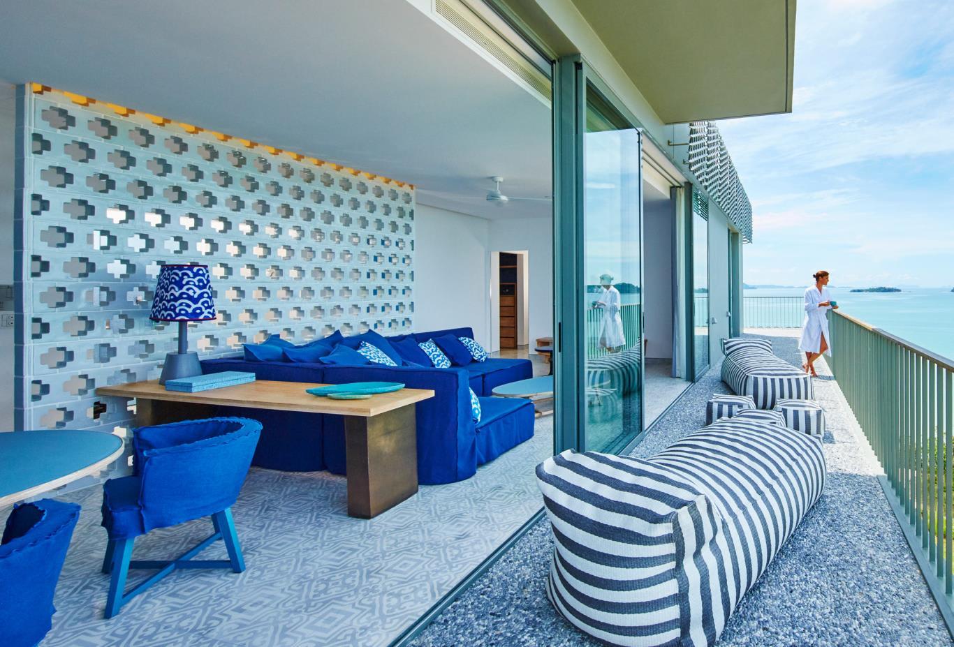 Phang Nga Suite Balcony