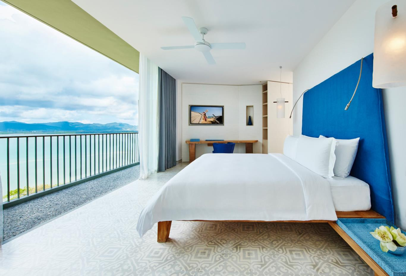 Point Yamu Suite Bedroom