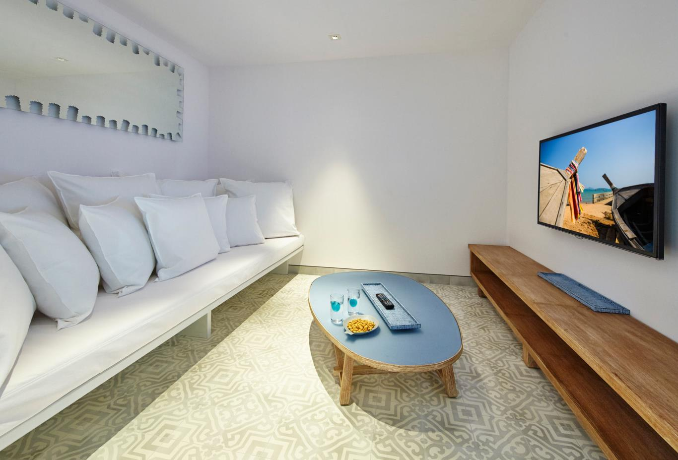 Point Yamu Suite TV Room