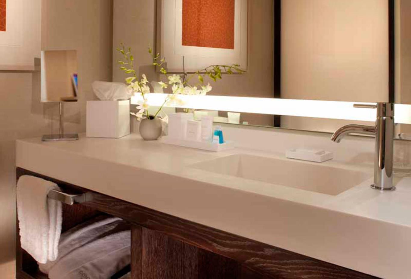 Deluxe Bathroom Vanity