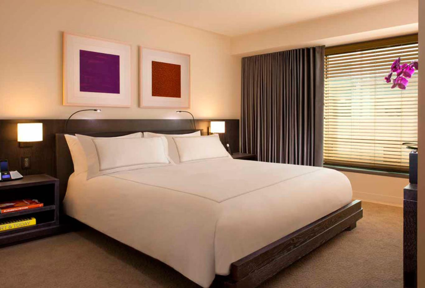 Premier Suite Bedroom
