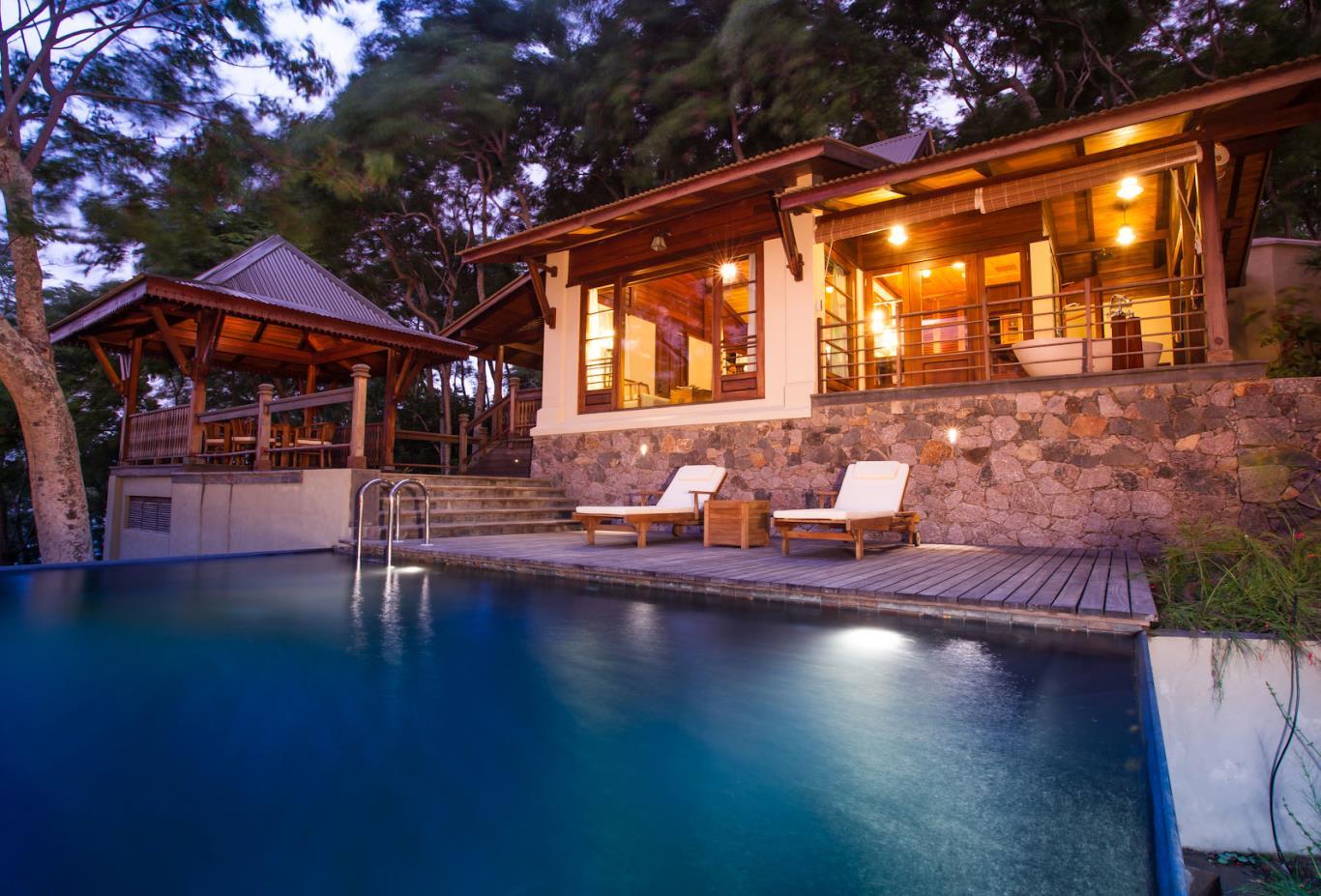 Exterior Private Pool Villa