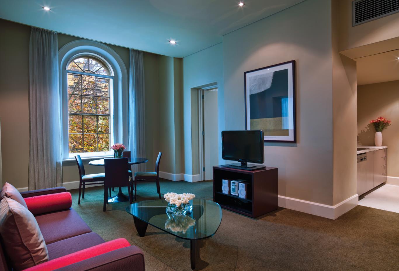 Premier 1 bedroom-lounge