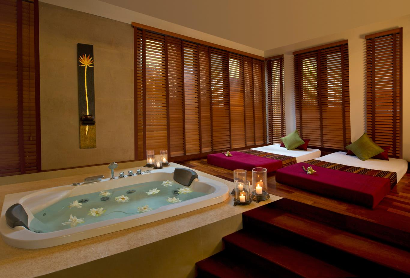 Soetha Suite Massage Room