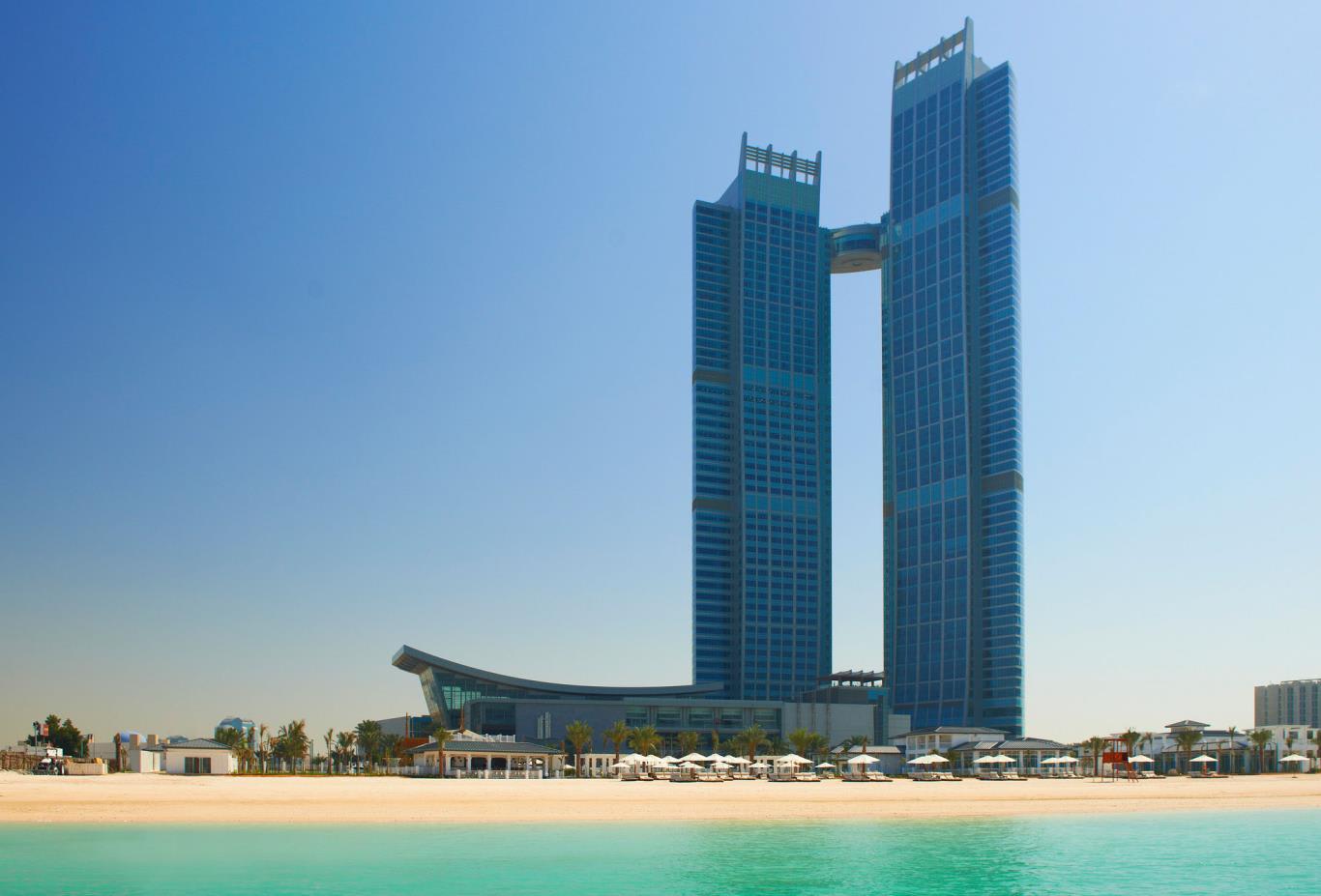 St Regis Corniche Abu Dhabi