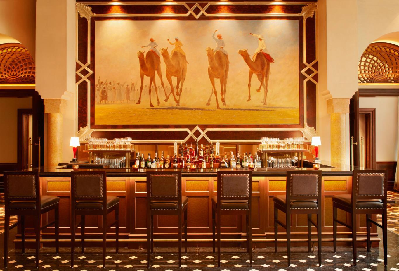 The St Regis Bar
