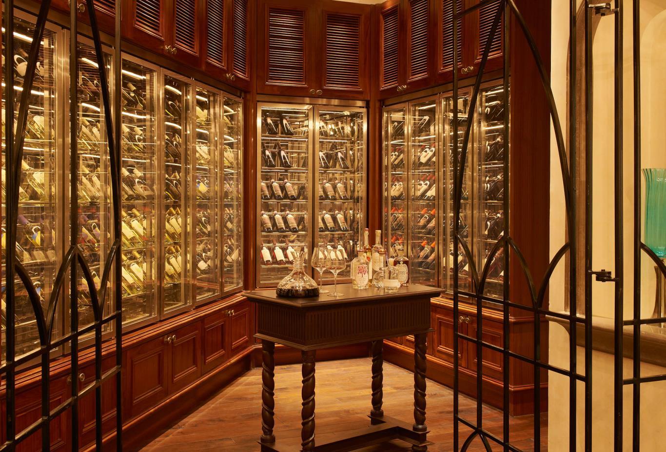 Villa Toscana Wine Cellar