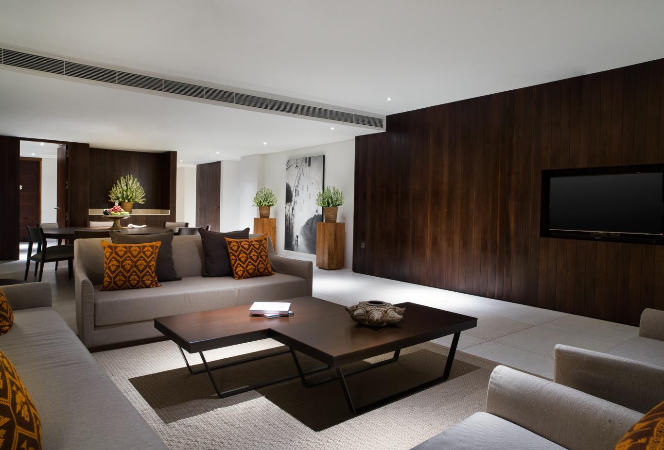 Alila Penthouse living area
