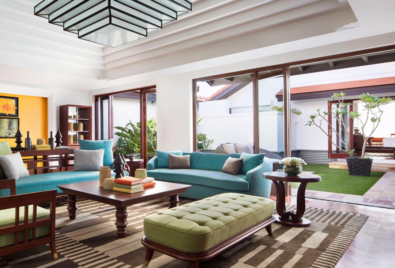 Rooftop Garden Suite Balcony