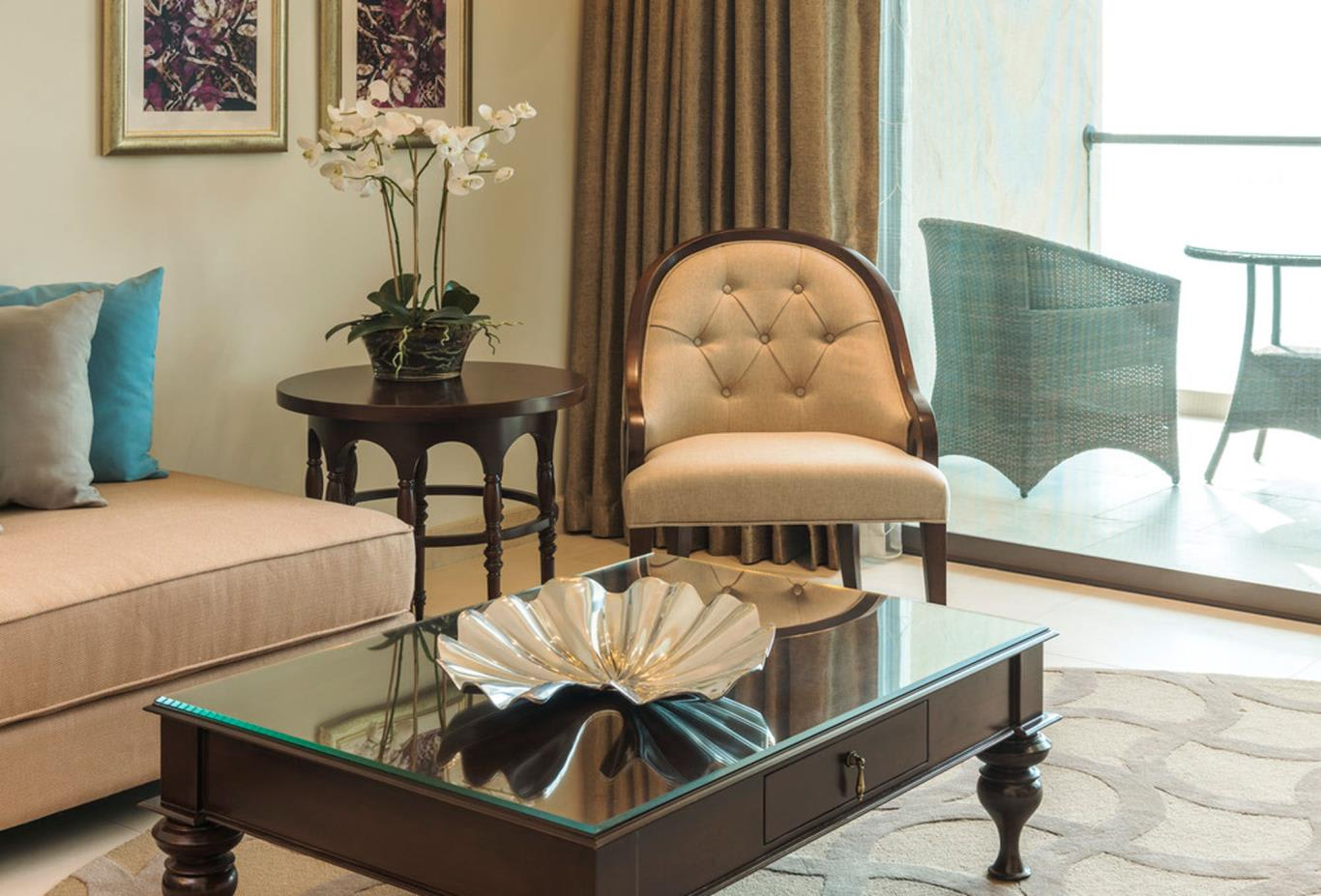 Al Dana Suite Seating Area