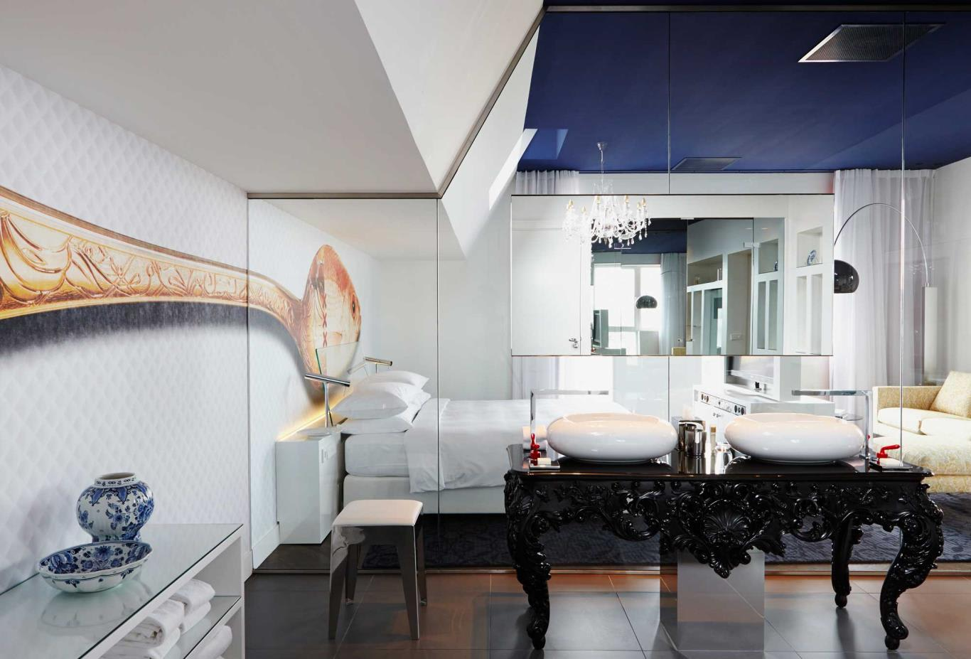 Prinsengracht Suite Bathroom