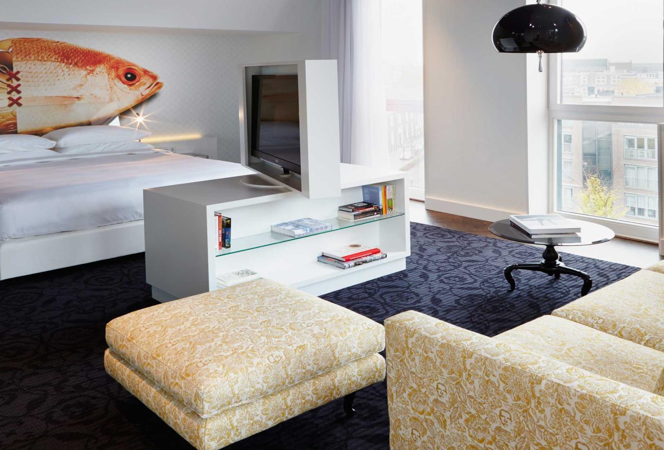 Prinsengracht Suite Bedroom