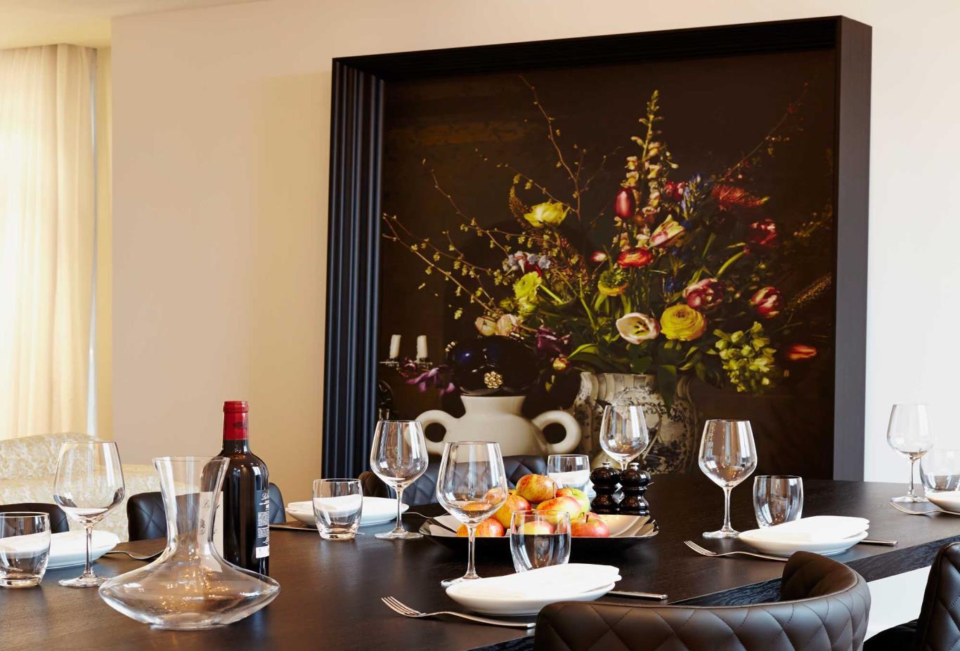 Prinsengracht Suite Dining