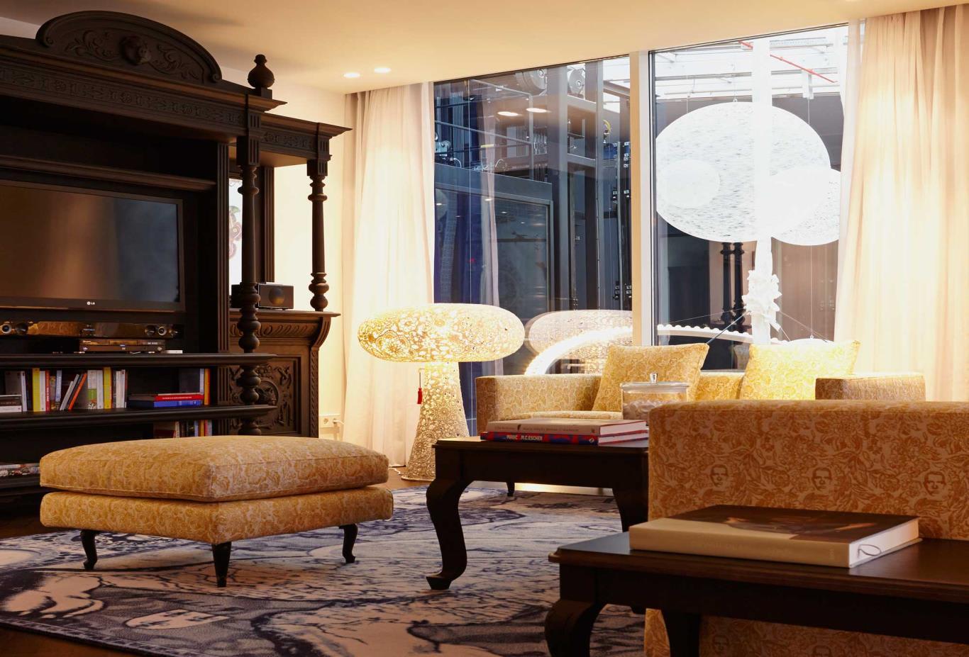 Prinsengracht Suite Living
