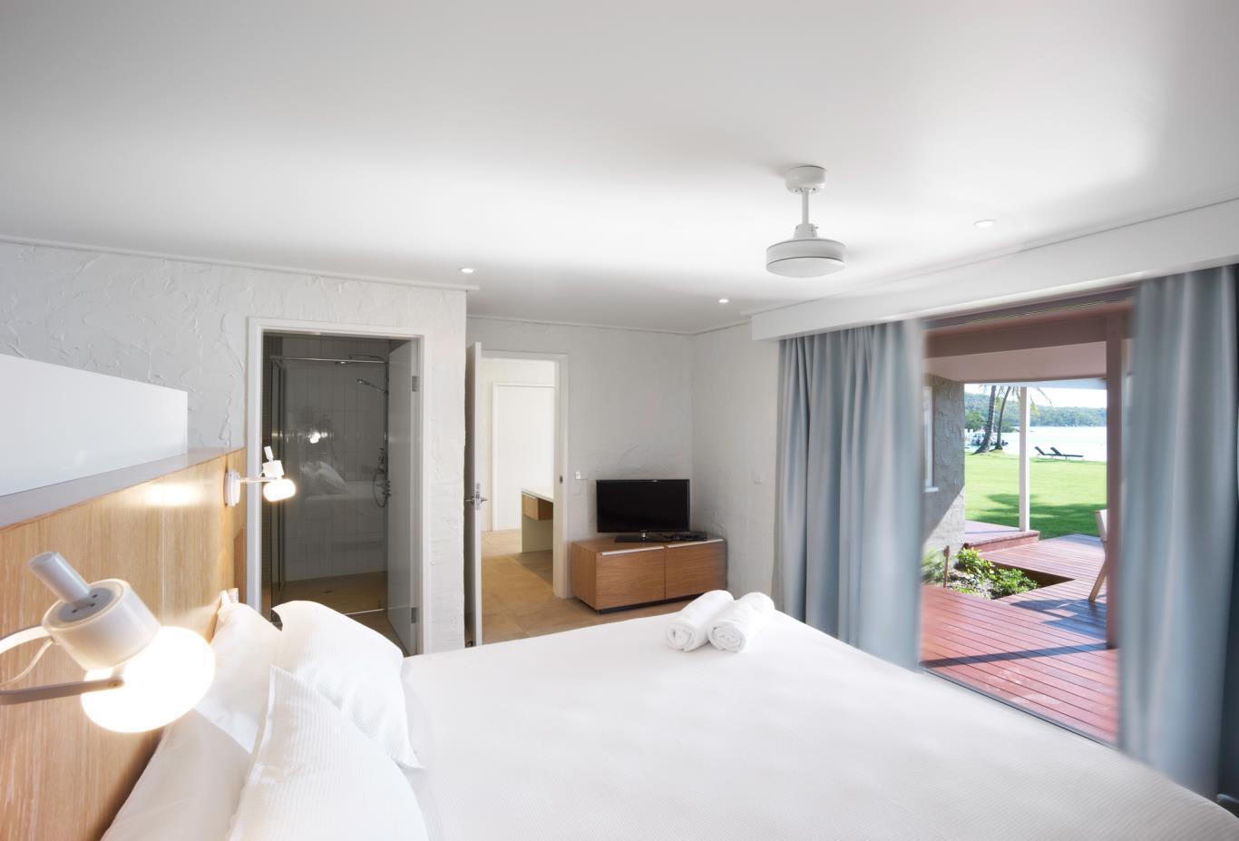 North Beachfront Suite