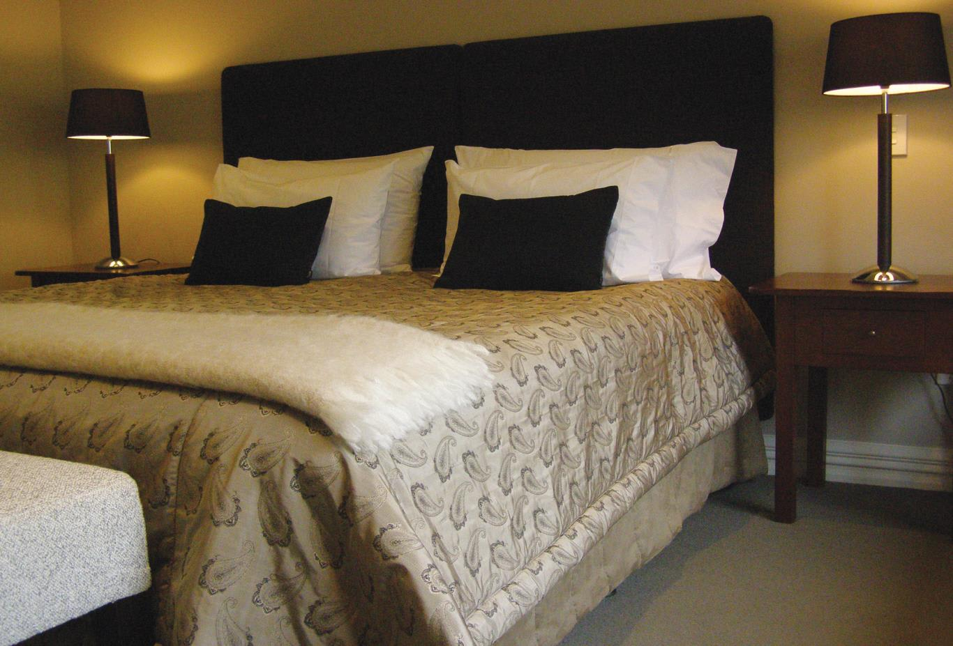 Woodland Villa-Bedroom