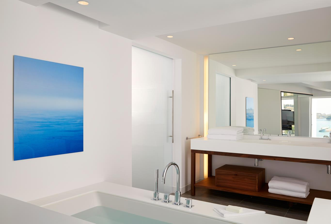 Luxx Room & Luxx Suite bathroom
